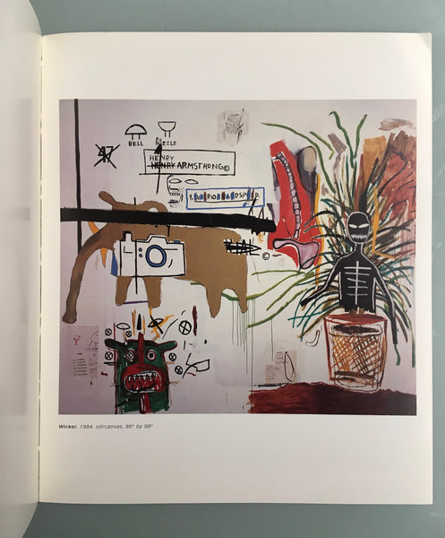 BASQUIAT, JEAN-MICHEL, MARY BOONE/MICHAEL WERNER 1985