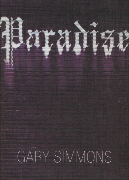 Cover of PARADISE by GARY SIMMONS