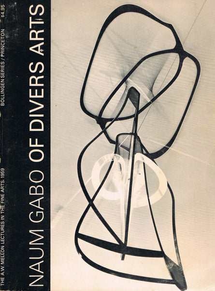 Cover image of Naum Gabo Of Divers Arts
