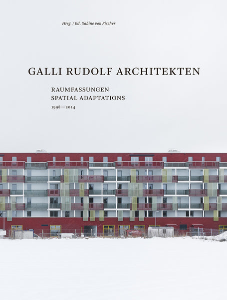 Cover photo of Galli Rudolf Architekten