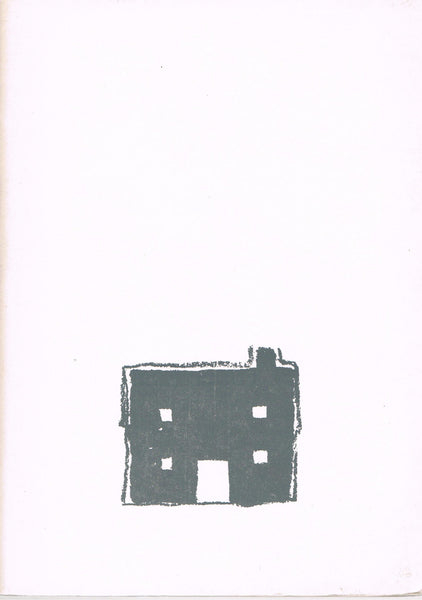 Cover photo of Antony Gormley Drawings from the Mind's Eye