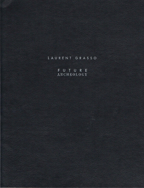 Cover image of Laurent Grasso Future Archeology