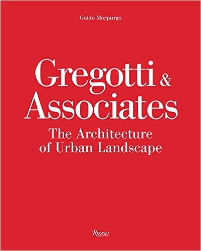 Cover image of Gregotti & Associates The Architecture of Urban Landscape