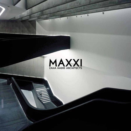 Cover image of MAXXI Zaha Hadid Architects