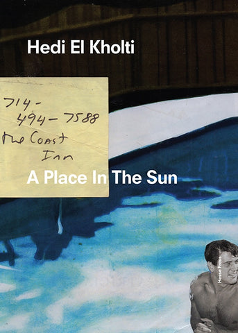 Front cover image-Hedi El Kholti, A place in the Sun