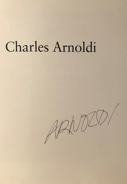 Front Cover-Image-Charles Arnoldi