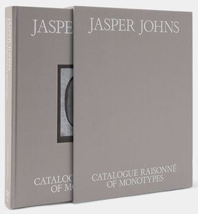 Jasper Johns-Catalogue Raisonne of the Monotypes