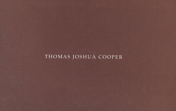 COOPER, JOSHUA THOMAS. SIMPLY COUNTING WAVES