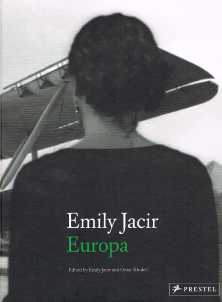 Cover image of Europa by Emily Jacir