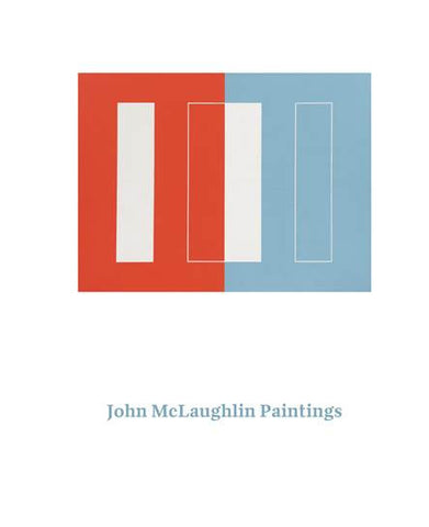 Cover image of John McLaughlin Paintings