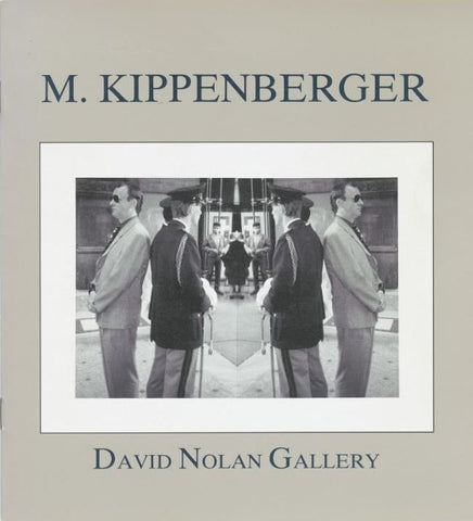 KIPPENBERGER, MARTIN. COLLAGES