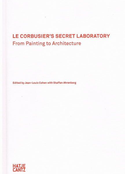 Exterior of Le Corbusier Secret Laboratory