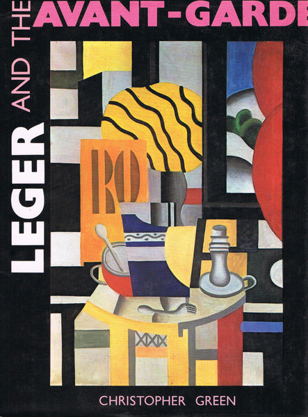 Cover image of Leger and the Avant-Garde