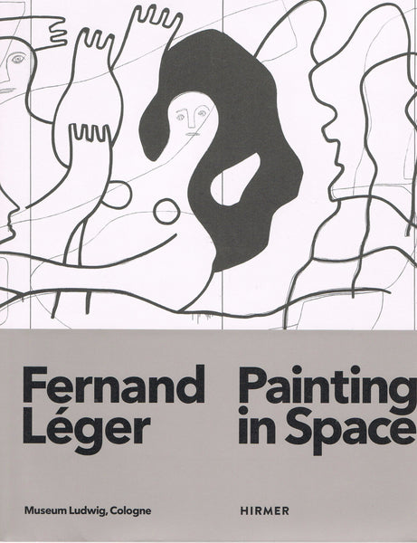 Cover image of Fernand Leger Painting in Space