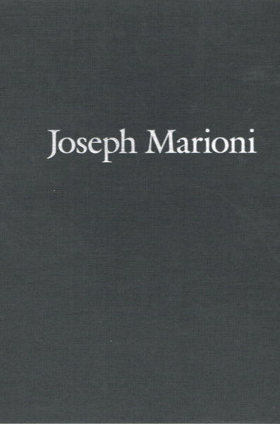 Cover photo of Joseph Marioni Four Paintings [signed]