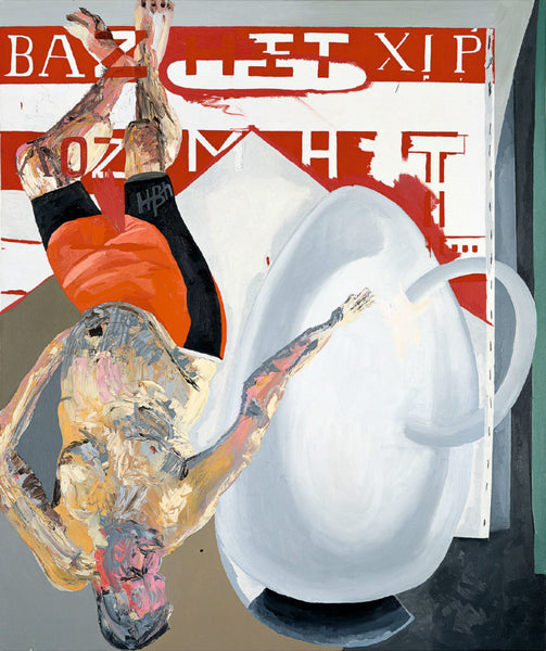 Detail image-Martin Kippenberger-Hand Painted Pictures