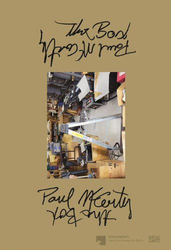 paul mccarthy the box Signed copy