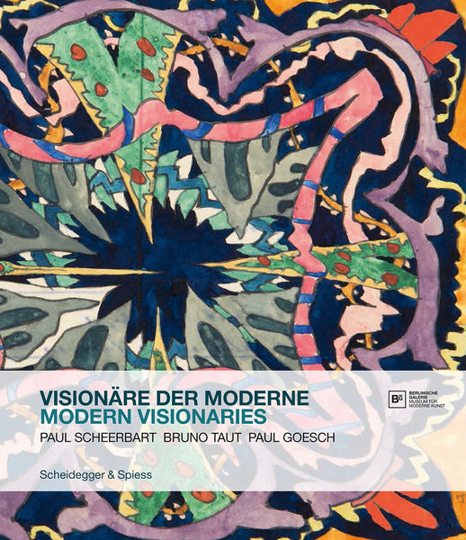 Cover image of Modern Visionaries