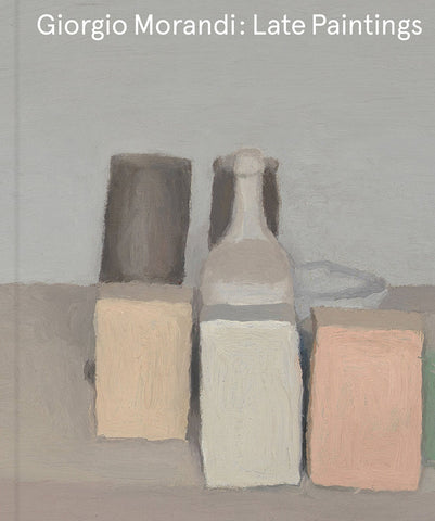 Front cover image-Giorgio Morandi-Late Paintings