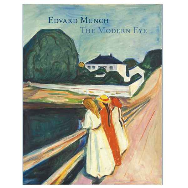 Cover image of Edvard Munch The Modern Eye