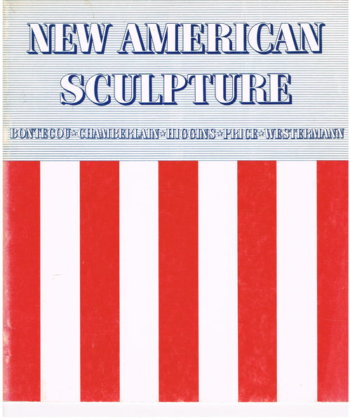 NEW AMERICAN SCULPTURE