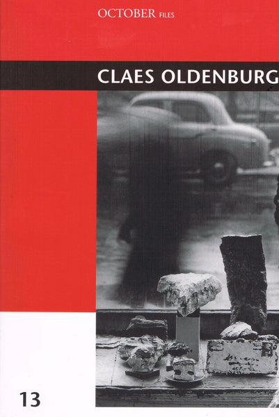 Cover image of Claes Oldenburg October Files