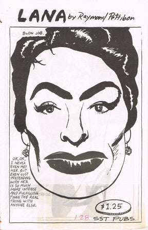 Cover of LANA by RAYMOND PETTIBON
