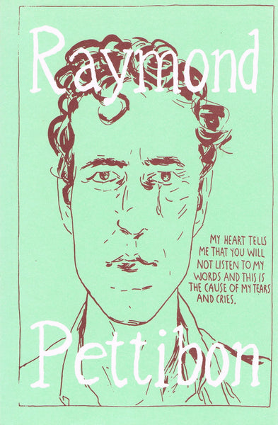 Cover photo of Raymond Pettibon The Books 1978-1998