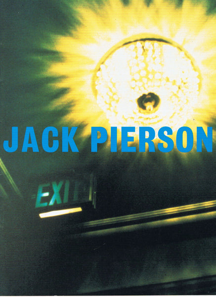 Cover of Traveling Show by Jack Pierson