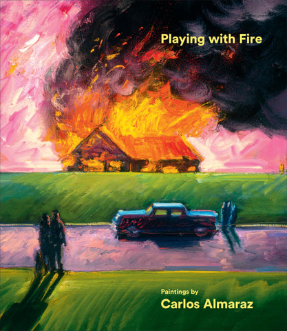 Playing with Fire-Carlos Almaraz