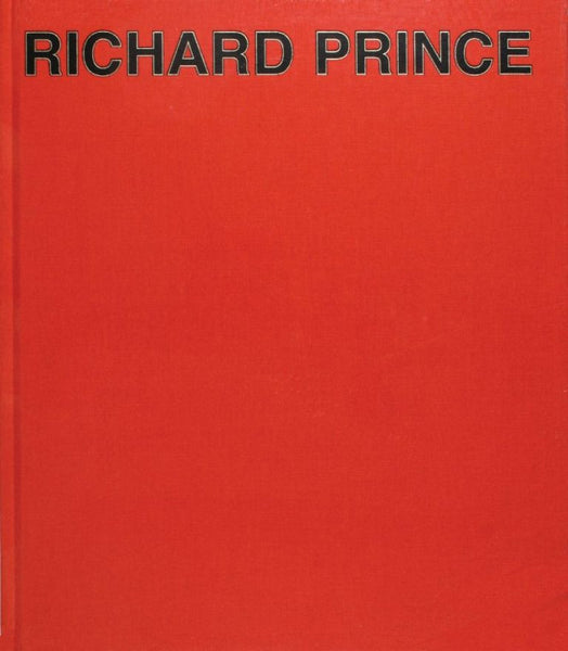 Cover of Check Paintings by Richard Prince