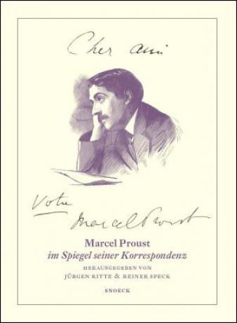Cover photo of Cher Ami...Votre Marcel Proust