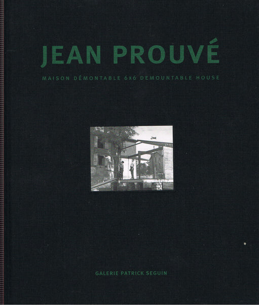 Cover image of Jean Prouve Maison Demontable