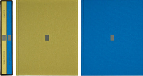 ALBERS, JOSEF. INTERACTION OF COLOR, 2 VOL SET