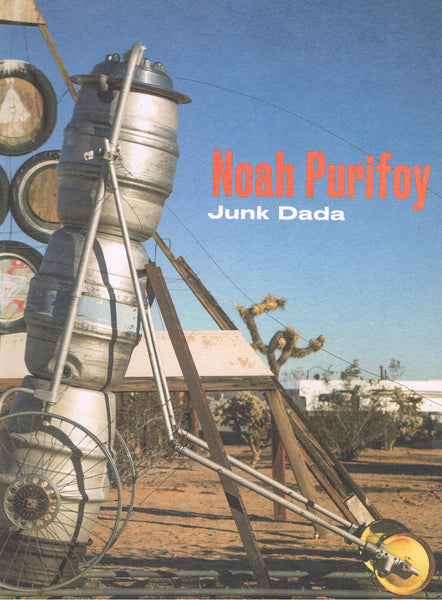 Cover image of Noah Purifoy Junk Dada