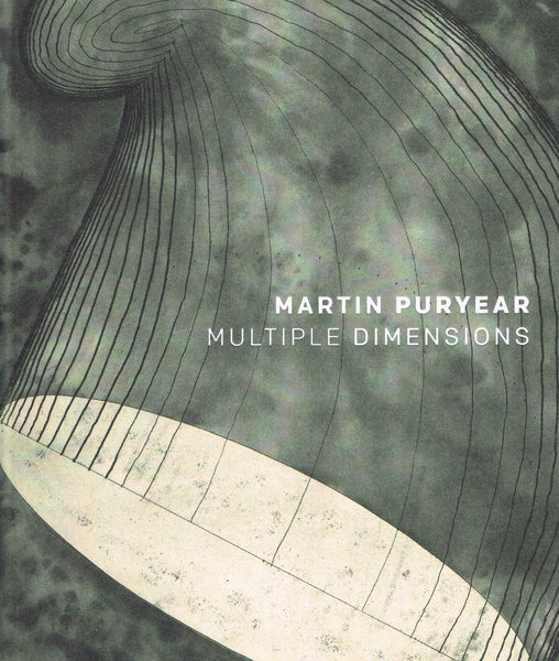 Cover image of Martin Puryear Multiple Dimensions