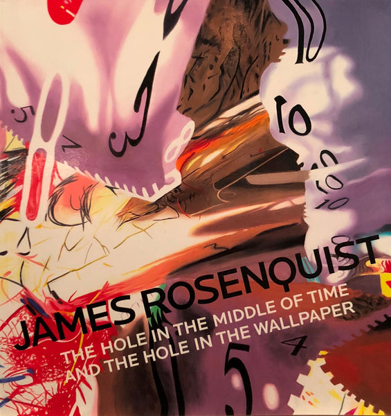 James Rosenquist-The Hole in the Middle of Time and the Hole in the Wallpaper-Acquavella Contemporary Art Inc.