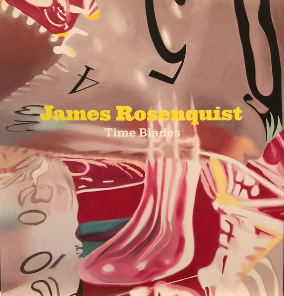 James Rosenquist-Time Blades-Acquavella Contemporary Art Inc.