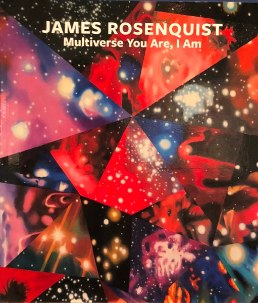 James Rosenquist-Multiverse You Are, I Am-Acquavella Contemporary Art Inc.