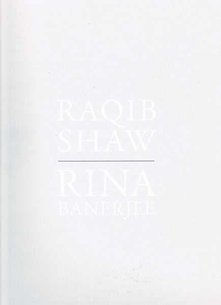 Cover of Raqib Shaw and Rina Banerjee