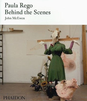 Cover image of Paula Rego Behind the Scenes