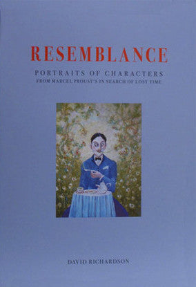 Cover of RESEMBLANCE by DAVID RICHARDSON