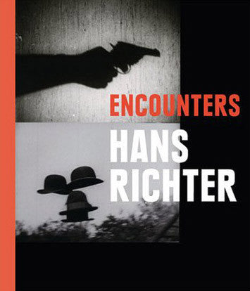 Cover of ENCOUNTERS by HANS RICHTER