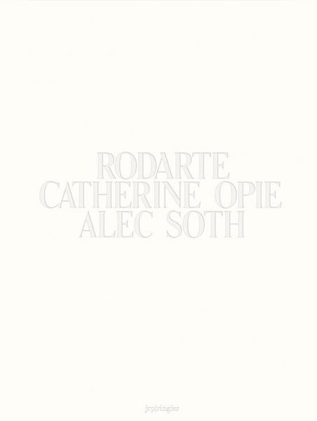 Cover of RODARTE. OPIE, CATHERINE & SOTH, ALEC