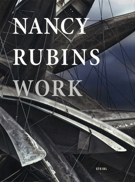 Exterior of box of WORK by NANCY RUBINS
