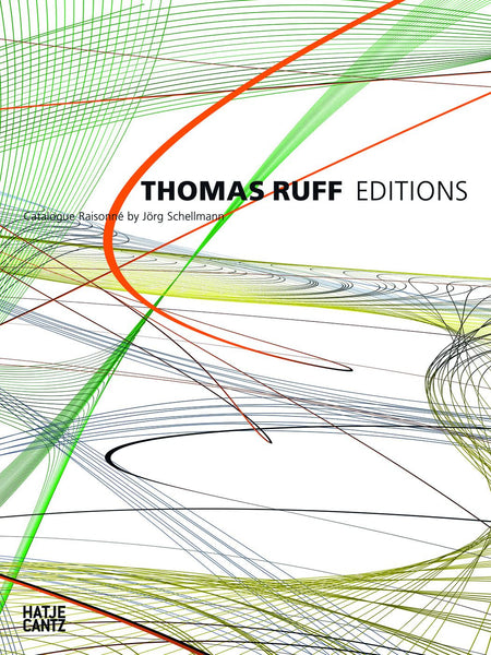 Cover photo of Thomas Ruff Editions 1988-2014