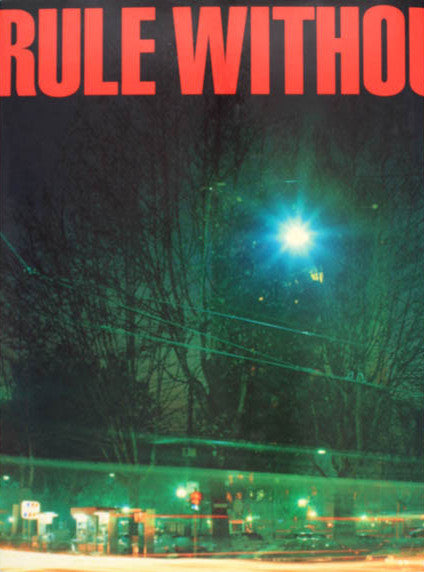 Cover of Rule Without Exception by Lewis Baltz