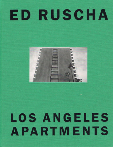 Cover image of Ed Ruscha Los Angeles Apartments