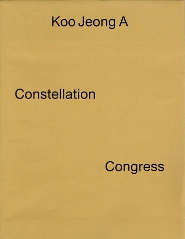 KOO JEON A: CONSTELLATION CONGRESS