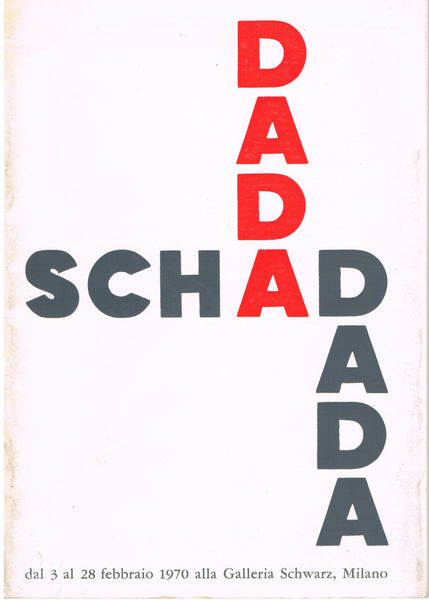 Cover image of Dada Schad Dada